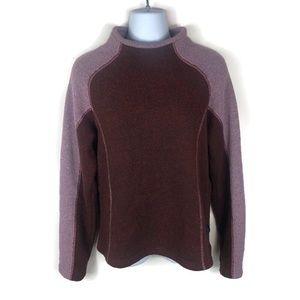 Women's Kuhl Pullover Fleece Size Medium